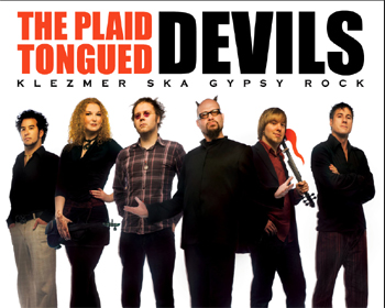 The Plaid Tongued Devils